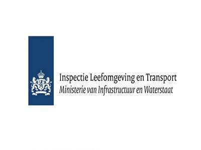 Inspectie leefomgeving en transport logo TechniekJobBoard